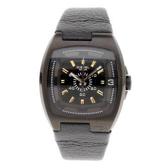 DIESEL duzon DZ1102手表SS/皮革人