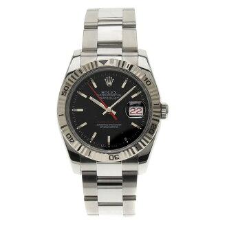 ROLEX116264 デイトジャストターノグラフ watch SS men