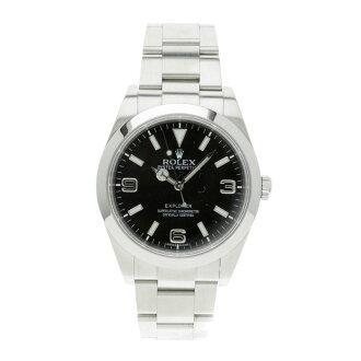 ROLEX Oyster Perpetual Explorer 1 214270 SS mens watch