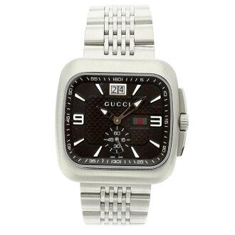 GUCCIYA131.3 men's watch SS