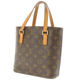LOUIS VUITTON ヴァヴァン PM M51172 handbag monogram canvas Lady's