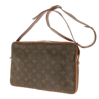 LOUIS VUITTON SAC Bander ALE waste-product M51364 shoulder bag Monogram Canvas ladies