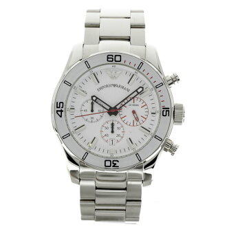 Emporio Armani AR-5932 stainless steel men's watch