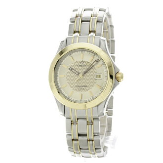 OMEGA Seamaster wristwatch stainless steel mens