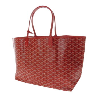 GOYARD St. Louise MM tote bag PVCx leather Lady's upup7