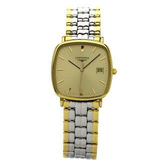 浪琴表大经典 L4.761.2 手腕上的手表不锈钢/GA/GP 男装