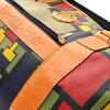 DOUBLE FISH multicolor bag case skin unisex