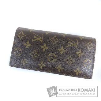 路易 · 威登钱包-兄弟 M66540 钱包 (钱包和) Monogram 帆布男士