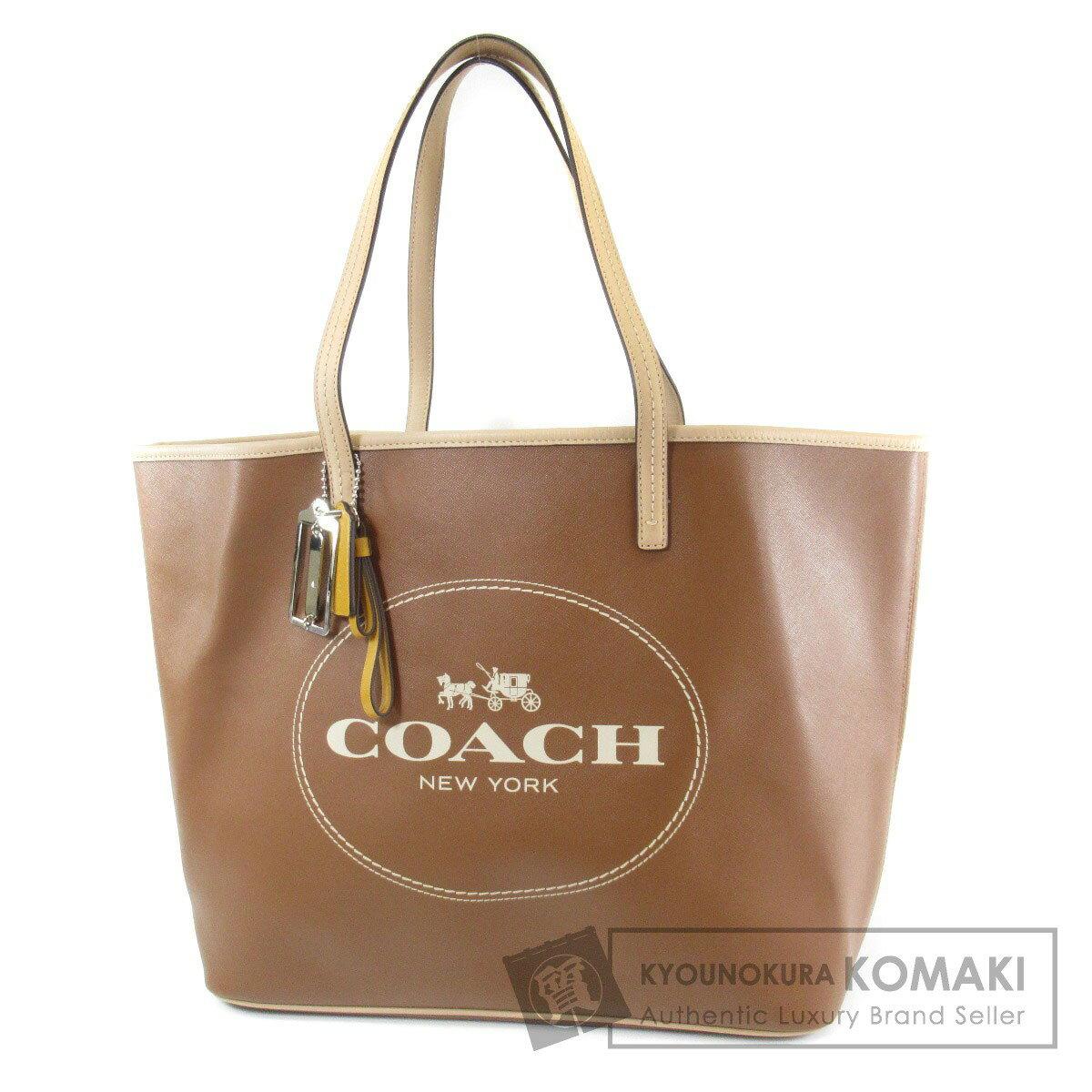 COACH F31315 トートバッグ PVC レディース 【中古】【コーチ】