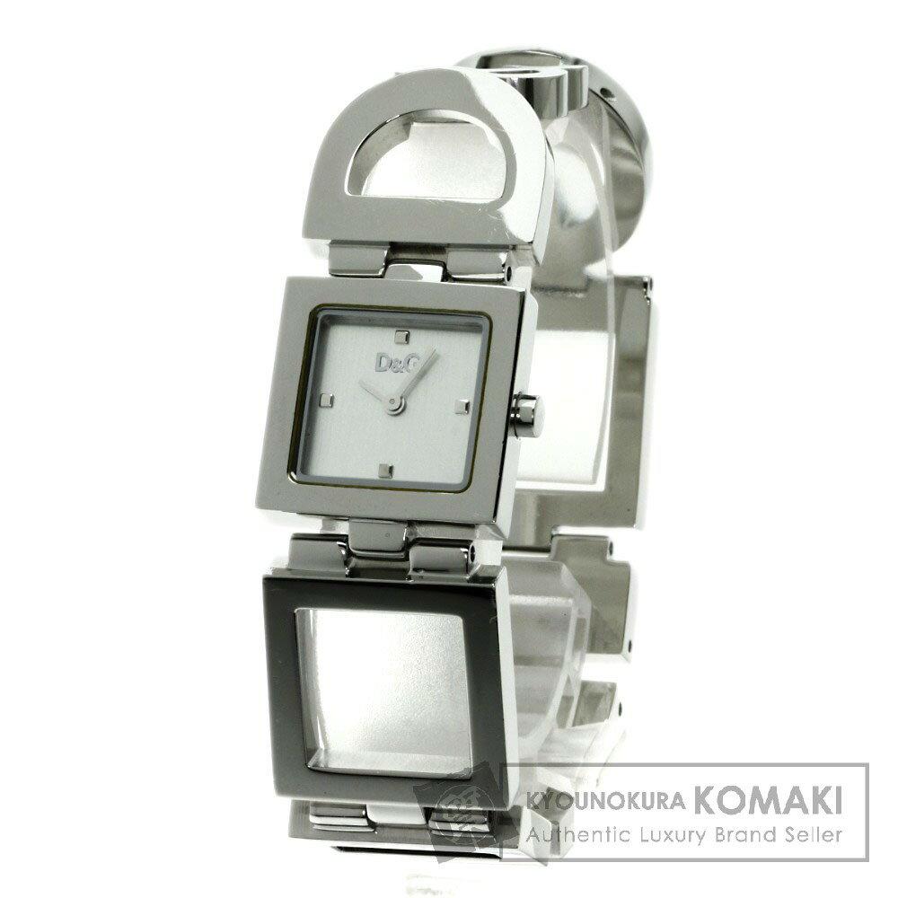 Dolce&Gabbana ナイトアンドディ 腕時計 ステンレス レディース 【中古】【ドルチェアンドガッバーナ】