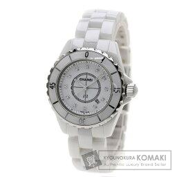 CHANEL H1628 J12 33 12P鑽石手錶陶瓷器女士