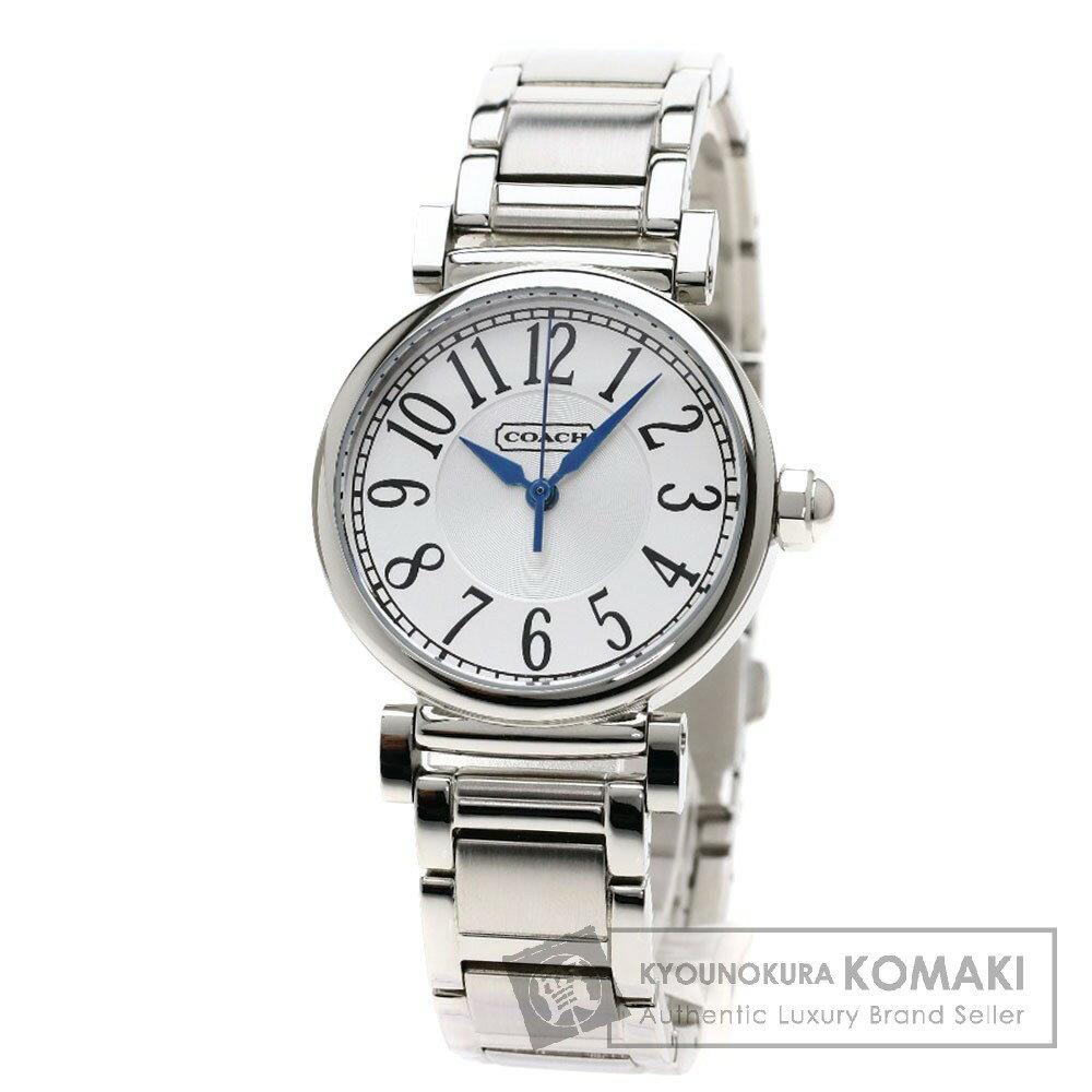 COACH CA72.3.14.0740 腕時計 ステンレス レディース 【中古】【コーチ】
