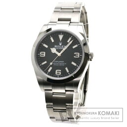 ROLEX 214270資源管理器手錶不銹鋼人