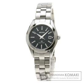 SEIKO STGF071 グランドセイコー 34Pダイヤモンド 腕時計 ステンレススチール/SS レディース 【中古】【セイコー】