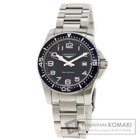 LONGINES L3.689.4 ハイドロコンクエスト 腕時計 ステンレススチール/SS メンズ 【中古】【ロンジン】