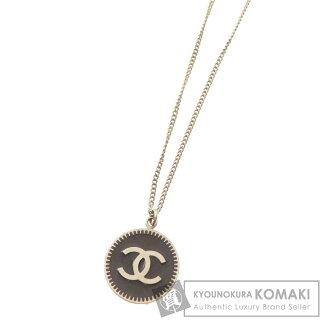 c5df72174f Kyonokura Komaki Brand Cheapest Challenger: Authentic CHANEL COCO Mark  Necklace Metal | Rakuten Global Market