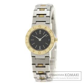 ブルガリ BB23SGD ブルガリブルガリ 腕時計 ステンレススチール/SS/K18YG レディース 【中古】【BVLGARI】