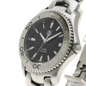 タグホイヤー WJ1110 リンク LINK 腕時計 ステンレススチール/SS メンズ 【中古】【TAG HEUER】