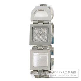 ドルチェアンドガッバーナ ナイト&ディ 腕時計 ステンレススチール/SS レディース 【中古】【Dolce&Gabbana】