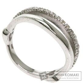 サマンサティアラ ダイヤモンド リング・指輪 K18ホワイトゴールド レディース 【中古】【Samantha Tiara】