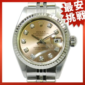 69174 G SS watch ROLEX Oyster Perpetual