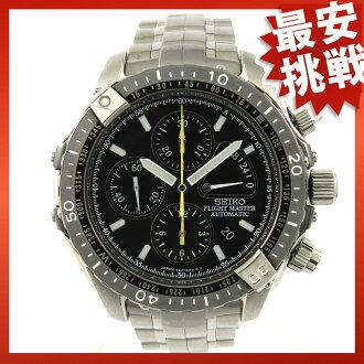 Flight master SBDS001 titanium watch 6S37-0010 SEIKO ProspEx