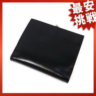 Two PRADA money pouch occasional money pouch wallet 2 fold wallet