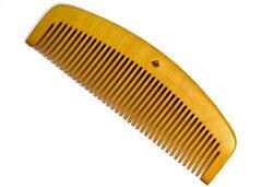 ボリュームのある髪にも上品な使用感四寸ときぐし(荒歯)