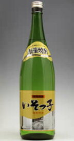 いそっ子 海藻焼酎 25度 1800ml 隠岐酒造