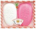満1歳の誕生日をお祝いします。紅白の足型のお餅をかたどったお砂糖です。誕生祝(足型餅)<TI-150>祝い砂糖 餅型砂糖製品 一升餅相当 成型砂糖ギフト