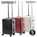 3959da022 2 suitcase 機内持込適合 small size small narrow Hideo Wakamatsu cabin size carry  case traveling bag HIDEO WAKAMATSU light weight TSA locks