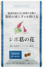 ダイエット サプリ シボ葛の花 葛の花イソフラボン 含有 30日分