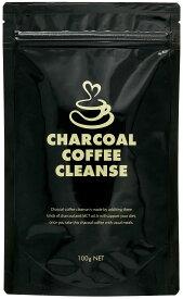 チャコールコーヒー クレンズ ダイエット コーヒー 炭コーヒー coffee carbonicコーヒー 100g