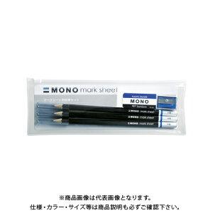 トンボ鉛筆 MONOマークシート用鉛筆HBセット MA-PLMKN