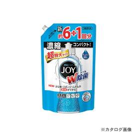 【25日限定!Wエントリーポイント19倍相当!】P&G 除菌ジョイコンパクト超特大1065ML 323891