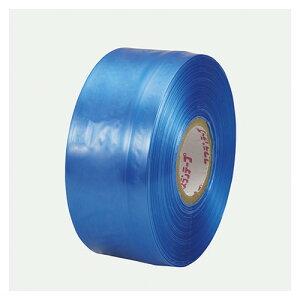 シーアイ化成 スズランテープ 50mm巾 青 SZT-05
