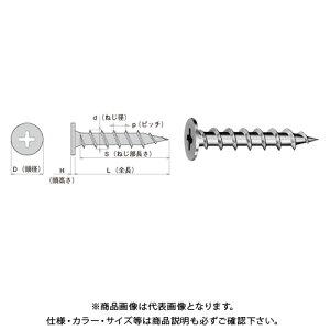 ヤマヒロ ノンヘッド コーススレッド 4.8X45 三価ユニクロ 400本(小箱) NCB45