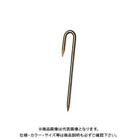 タナカ ロープどめJ型 φ6×150 (100本入) BZ9615