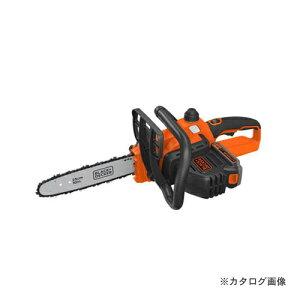 ブラックアンドデッカー BLACK&DECKER 18V2.0Ah 25cmリチウムチェーンソー (電池2個) GKC1825L2-JP 24800 589952