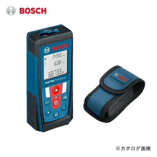 【数量限定特価】ボッシュ BOSCH GLM7000 レーザー距離計 最大測定距離70m 【送料無料※北海道沖縄離島除く 】