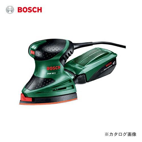 【お買い得】ボッシュ BOSCH PSM160A/N 吸じんマルチサンダー