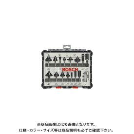 BOSCH ボッシュ ルーター・トリマービット ミックス15P 2607017471