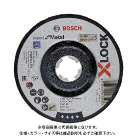 ボッシュ BOSCH X-LOCK 研削砥石 エキスパート 鉄用(オフセット型) 10枚 2608619259