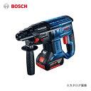 【9月20日限定!WエントリーでP14倍!!】【セール】【お買い得】ボッシュ BOSCH 18V コードレスハンマードリル GBH18V-20