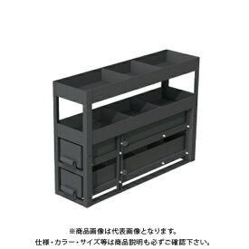【直送品】デンサン DENSAN バンキャビネット(サイド棚) SCT-S06