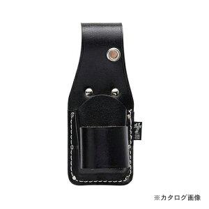 極匠 黒革水平器+墨つぼ差し GK-LT