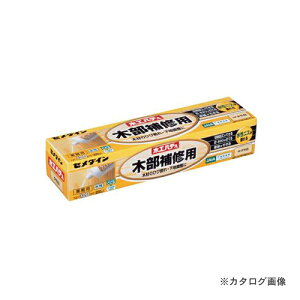 セメダイン 木工パテA タモ白 120ml HC-155