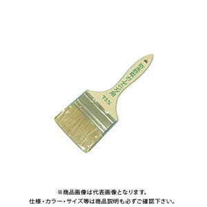好川産業 #652977 防虫・防腐用刷毛 75mm