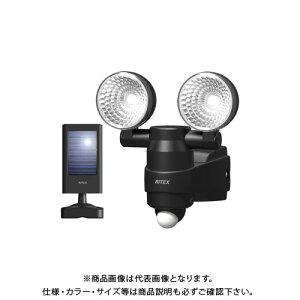 ムサシ ライテックスS-HB20 1Wx2 LEDハイブリッドソーラーライト S-HB20