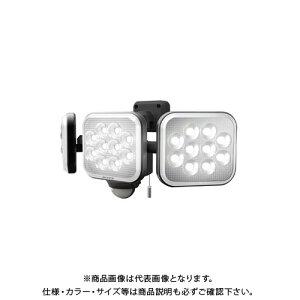 ムサシ ライテックス LED-AC3036 12Wx3灯 LEDセンサーライト LED-AC3036